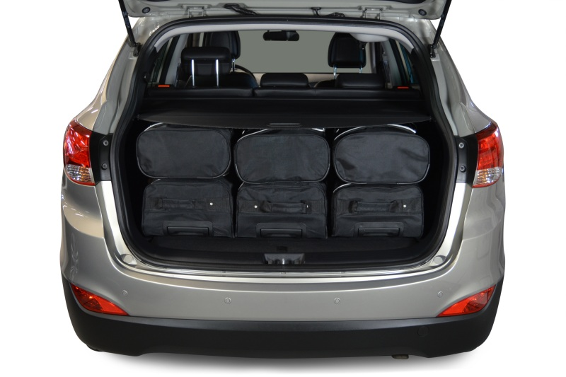 hyundai ix35 2010 2015 bolsas para maletero. Black Bedroom Furniture Sets. Home Design Ideas