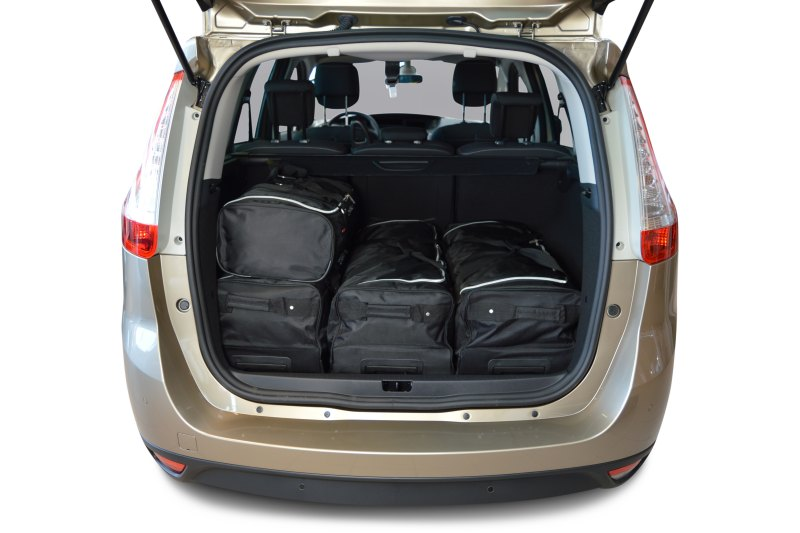 r10102s renault grand scenic 08 car bags 39 bolsas para maletero. Black Bedroom Furniture Sets. Home Design Ideas