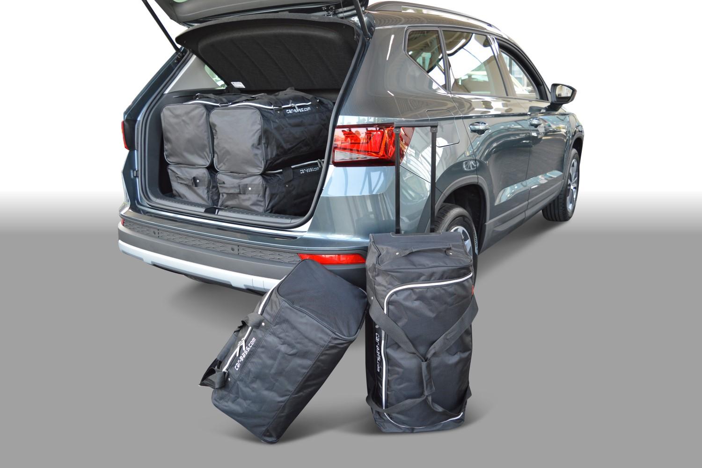 seat ateca 2016 actual bolsas para maletero. Black Bedroom Furniture Sets. Home Design Ideas