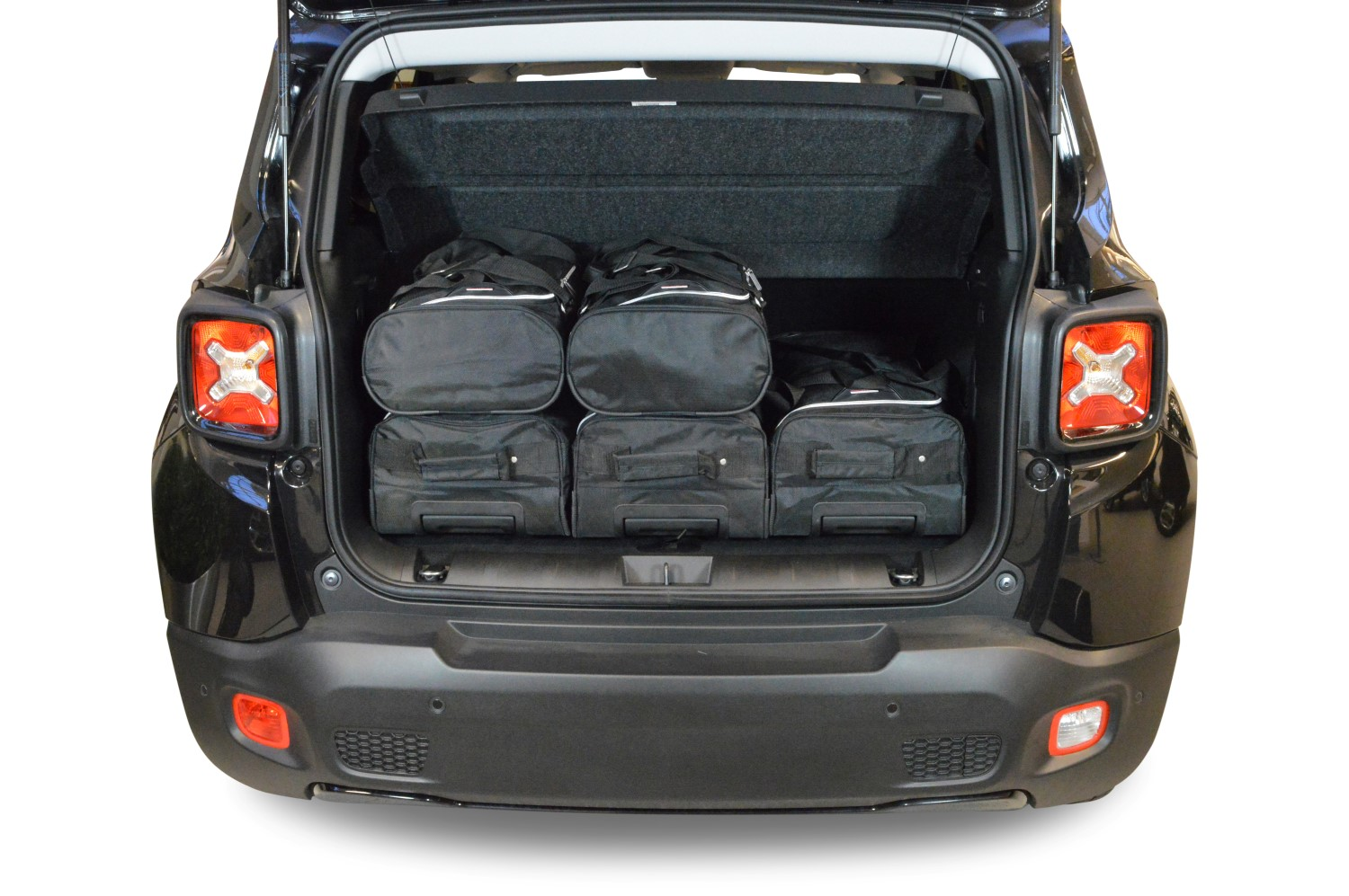 jeep renegade 2014 actual bolsas para maletero. Black Bedroom Furniture Sets. Home Design Ideas